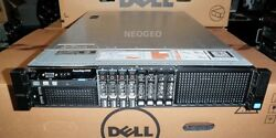 Dell Poweredge R720 Server-2x Xeon E5-2660 V2-Ten Core 2.2GHz-384GB RAM-H710P