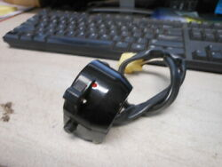 Kasea Lh Left Side Handlebar Kill Switch And Horn Assy 2