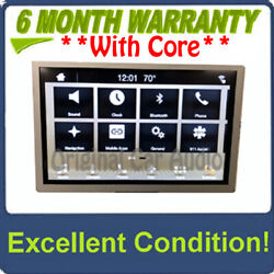 Remanufactured 2016 Ford F150 Oem 8 Sync 3 Radio Touch Screen Display Panel