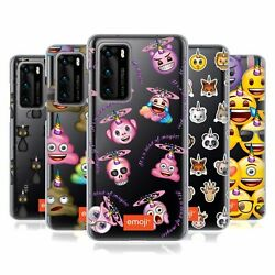 OFFICIAL emoji® BE A UNICORN GEL CASE FOR HUAWEI PHONES