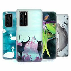OFFICIAL MAI AUTUMN ANIMALS GEL CASE FOR HUAWEI PHONES
