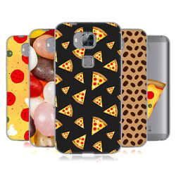 OFFICIAL PLDESIGN FOOD GEL CASE FOR HUAWEI PHONES 2