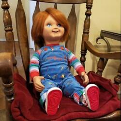 Chucky Good Guys Doll Child's Play Kickstarter.ver Life Size World Only 1750