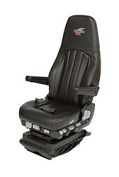 Minimizer Long Haul Series Ultra Leather Seat With Heat And Cool Climate