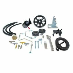 Ppe Dual Fueler Kit With 7y-spoke Style Pulley For 2011-2016 Lml Duramax 6.6l