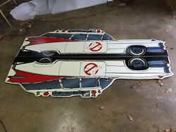 1986 Licensed Ghost Busters Ecto 1 Bed