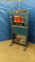 Metal Pro iron worker 4000 hydraulic metal punch and shear