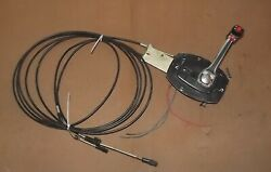 Do8c15296 Universal Concealed Control Box With Damaged Cables Has Power Trim