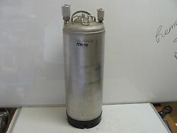 Nsf 297490 Ps 316 Stainless Steel Pressure Vessel 5 Gallon 180 Psi Max