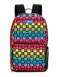 Fortnite Backpack 18 Amplified Printed Bag Brand New With Tag