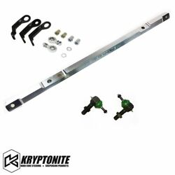 Kryptonite Ss Center Link Upgrade With Pisk Kit For 2011-20 Chevy/gmc 2500 3500