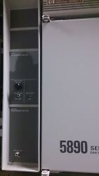 Hp 5890 Series Ii Plus Gas Chromatograph With Npd/fid S/sl Packed And Hpib Board