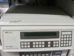 HPLC Detector, Hewlett Packard, 1046A with interface dual channel HP35900E