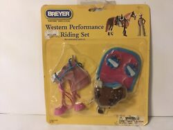 Breyer Western Riding and Performance Set 2018 1:9 Model Horse Accessory 2007