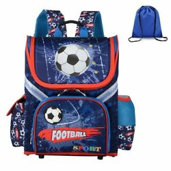 Boys School Backpacks Orthopedic 3D Pattern Kids Packsack Children Bags