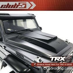 Brabus Hood Vent For Trx-4 G500 Include Front Magnetic Body Mount