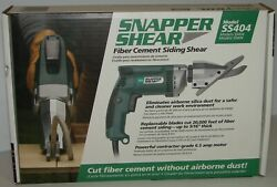 """Pactool Ss404 Snapper Shear For Cutting Up To 5/16"""" Fiber Cement Siding 6.5 Amp."""