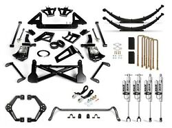 Cognito 10/12 Front Suspension Lift Kit 2011-2019 Chevy Gmc 2500hd 3500hd 4wd