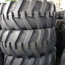 19.5-24 19.5-l24 2-tires Rc 12 Ply R4 Rear Backhoe Tractor Tires