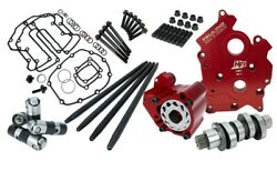 Feuling 7263 Race Series Cam Chest Kit W/ 508 Cam - Oil Cooled 17-19 Harley M8