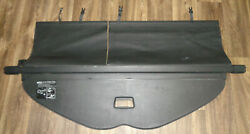 Black 08 09 10 11 12 13 14 Nissan Murano Tonneau Cargo Cover Assembly Oem