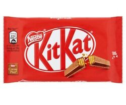 Nestle Kit Kat Chocolate Bar 24 x 45g Fresh From Canada