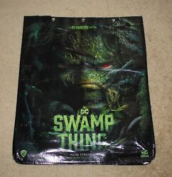 Sdcc 2019 50th Anniversary Exclusive Dc Swamp Thing Reusable Backpack Brand New