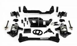 Cognito 4/6 Front Suspension Lift Kit For 2001-2010 Chevy Gmc 1500-3500 4wd