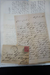 Italy Stamps 1800andrsquos One Family Correspondence 250 Stamp Covers