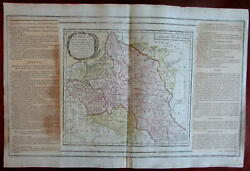 Poland Lithuania Prussia Gulf Danzig 1766 Brion And Desnos Historical Map