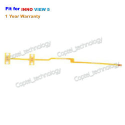 For Inno View 5 Fiber Fusion Splicer Red Sensor Led Flat Cable Connector Cable