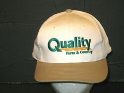 Quality Farm And Country Farming Supplies And Tractor Stores - Embroidered Hat New