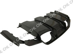 Psm Style Carbon Fiber Rear Diffuser 4pcs For 2015-2018 Bmw F80 M3 F82 M4 Only