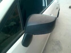 2015 IMPREZA Driver Side View Mirror Power Non-heated Moulded Black 650531