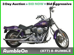 2000 Harley-Davidson FXDWG DYNA WIDE GLIDE CALL (877) 8-RUMBLE 2000 Harley-Davidson FXDWG DYNA WIDE GLIDE CALL (877) 8-RUMBLE Used