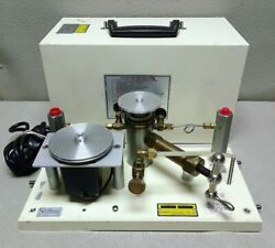 Vintage Eg And G Chandler Engineering 61-35 Dead Weight Tester 3778