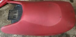 Yamaha Fx 140 Front Seat Cushion Cover Pad Driver Double Fx 140 2003 Red