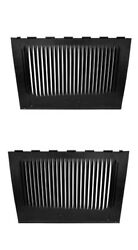 Pair 2 1932 Ford Louvered Hood Sides Fits All Car And Truck Models Right Left