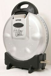NEW Rare Hulk Hogan's Ultimate Dual Surface Electric Contact Cooking Food Grill