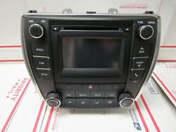 2015 2016 2017 TOYOTA CAMRY RADIO WITH HEATER AC CLIMATE CONTROLS