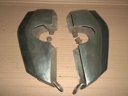 1970 To 73 Original Gm Front Bumperetteand039s With Bolts