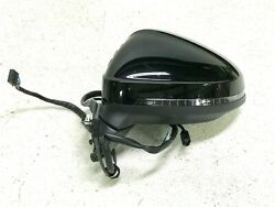 ✅2017-2019 Audi A4 S4 Driver Left Side Exterior Mirror Oem 8w1857409ac9b9 041409