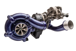 Ats Aurora Vfr 52mm/71mm Compound Turbo Kit For 2008-2010 Ford 6.4l Powerstroke