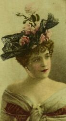 1880and039s Sweet Caporal Actress Queenie Vassar Cigarette Trade Card F89