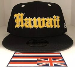 Ds 808allday Black/ Yellow Not Fitted Hawaii Farmers Market Hawaii
