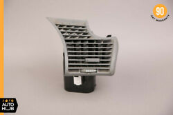 00-06 Mercedes W215 Cl500 Cl600 Right Side Dashboard A/c Ac Air Vent Grey Oem