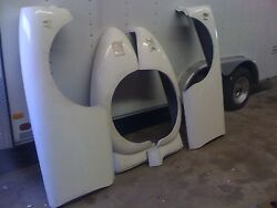 Mga Fenders Front And Rear Fiberglass Brand New Usa Made Front And Rear Fenders New