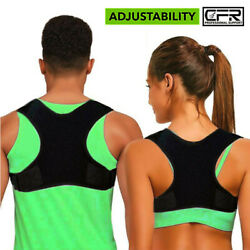 Back Posture Corrector Clavicle Support Straight Shoulders Brace Strap Correct O $9.56