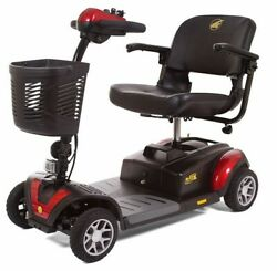 Golden Buzzaround Xl 4 Wheel Portable Mobility Electric Scooter New Gb147d