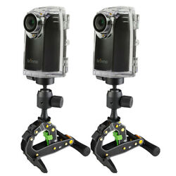 Brinno Bcc200 Time Lapse Camera Two-pack Bundle W/mount And Accessories Security